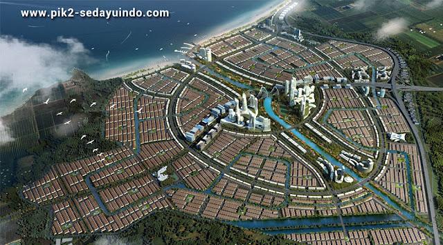 Pantai Indah Kapuk 2 Sedayu Indo City