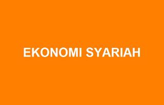Prospek Kerja Ekonomi Syariah/Islam