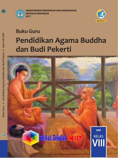 Buku Agama Buddha Kurikulum 2013 Revisi 2017 Kelas 8