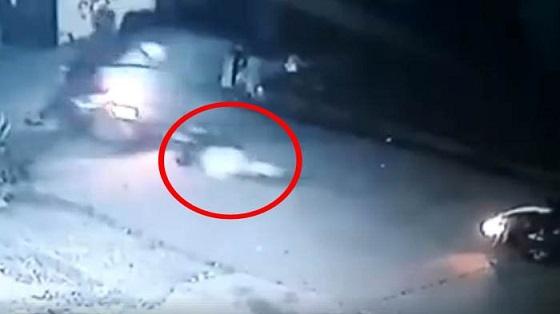 Video Viral! Aksi Jambret Saat Menyeret Seorang Cewek di Jalanan