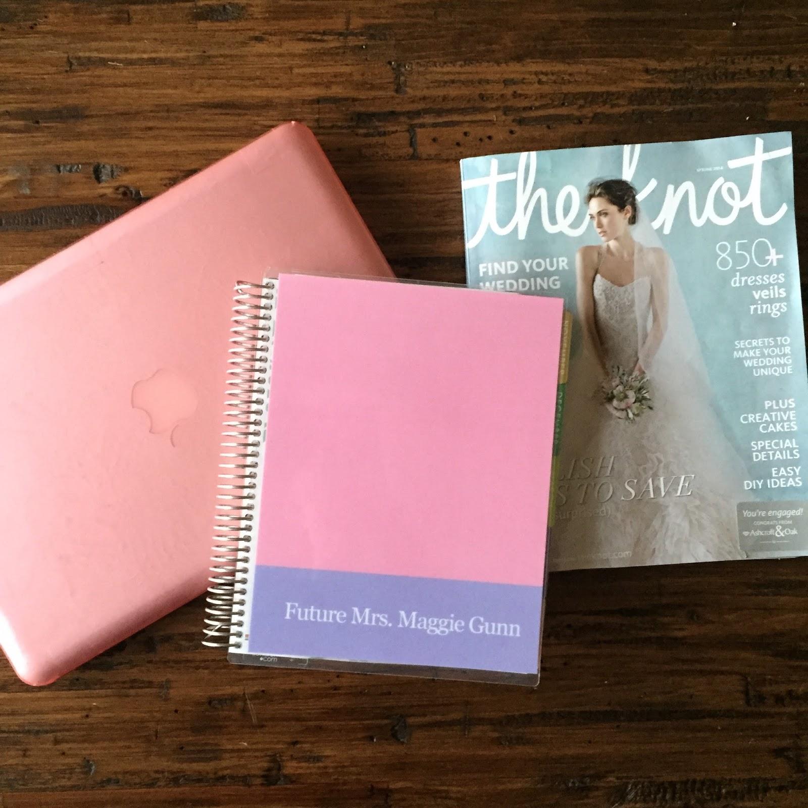Erin Condren Wedding Planner.Xoxo Maggie Gunn Wedding Planner By Erin Condren A Bridal Must Have