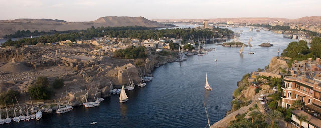 Fleuve du Nil