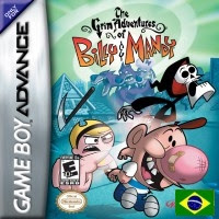 The Grim Adventures of Billy & Mandy (BR)