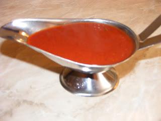 Ketchup picant reteta,