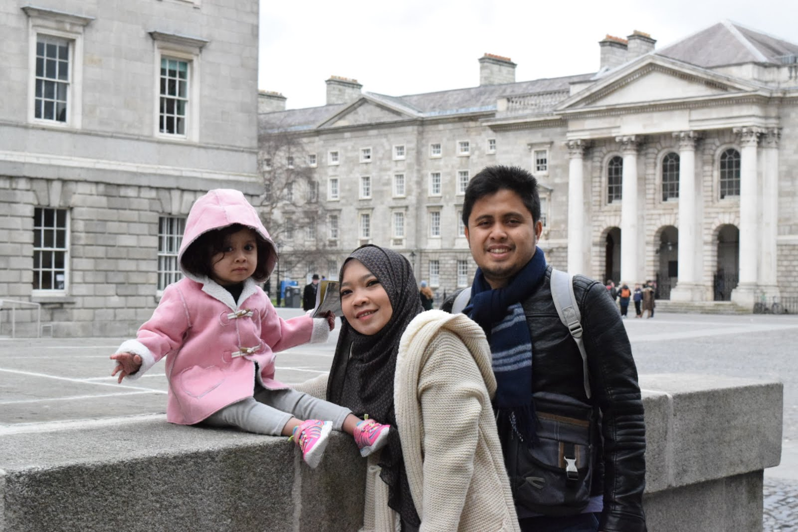 Trinity College, Dublin (March 2016)