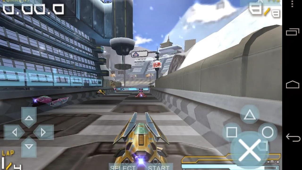PPSSPP Gold - PSP emulator v1.1.0.0