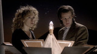 Doctor Who The Wedding of River Song