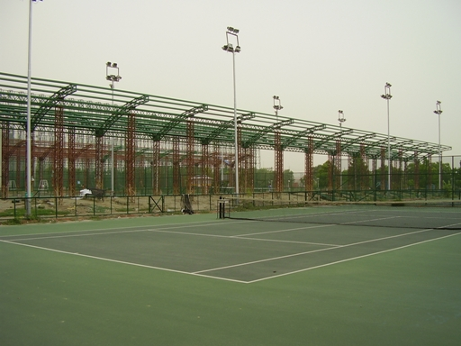 Tennis Court in Noida Stadium, Sector 21A, Noida