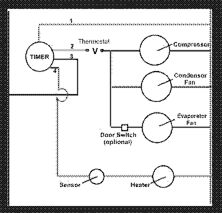 Simple Wiring Diagram Alternator