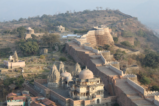 Kumbhalgarh Fort History,Route,Tourism in Hindi
