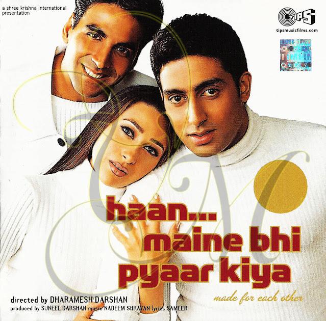 Download Haan Maine Bhi Pyaar Kiya [2002-MP3-VBR-320Kbps] Review