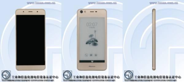 Dwuekranowy smartfon z E Ink Hisense A2 wchodzi na rynek chiński