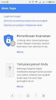 Melacak Smartphone Hilang