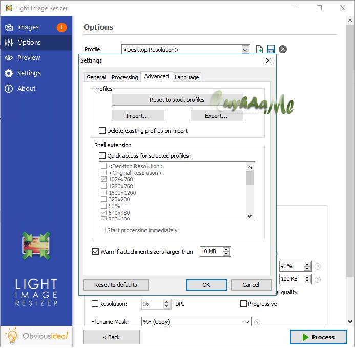 Light Image Resizer terbaru full crack