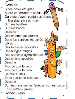 Image193 - DES POESIES POUR LA RENTREE ! Thèmes : l'école – les lettres – écrire