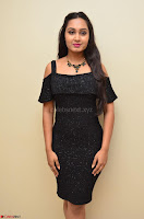 South Actress Amulya in short black dress at Kalamandir Foundation 7th anniversary Celebrations ~  Actress Galleries 025.JPG
