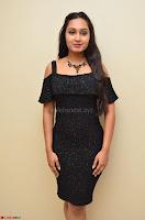 South Actress Amulya in short black dress at Kalamandir Foundation 7th anniversary Celebrations ~  Actress Galleries 025.JPG