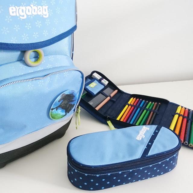 ergobag - Schultasche - Cubo - Schulkind - Ranzen - Ergonomisch - Kletties - whatalovelyday