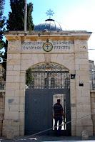 Ethiopian Compound (9 Ethiopia Street, Jerusalem)