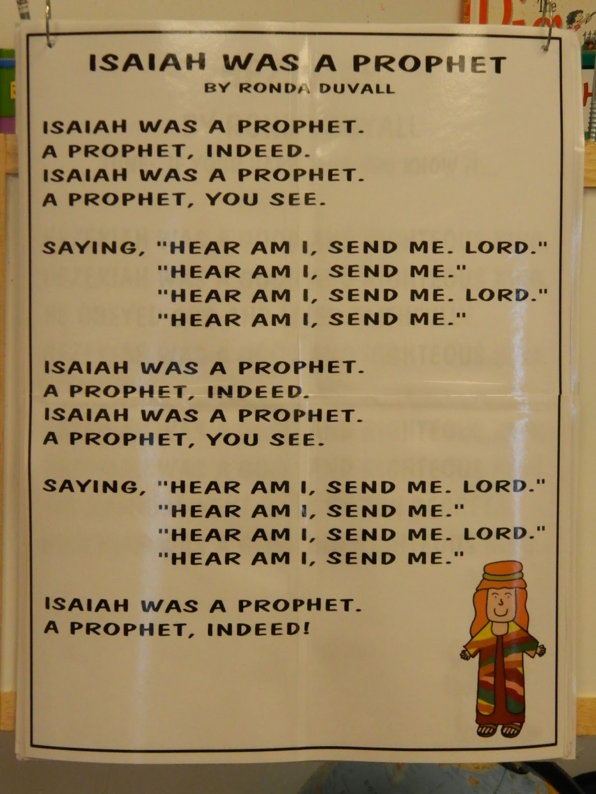 Hands On Bible Teacher Isaiah Called To Be God S Prophet