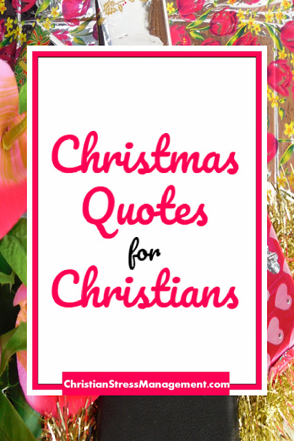 Christmas Quotes for Christians