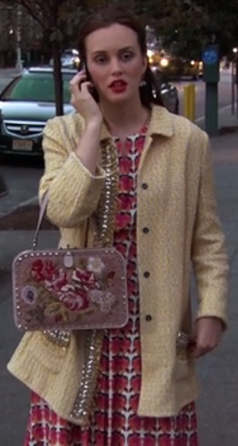 "Spotted: Bags on Gossip Girl Season 6 Episode 6 ""Where the Vile Things Are"""