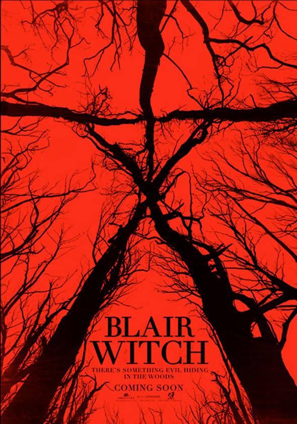 Filme de Terror A Bruxa de Blair Dublado 1080p