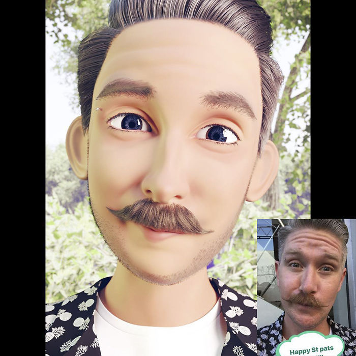 #9 - Artist Turns People Into 3D Pixar-Like Characters And You Can Become One Too
