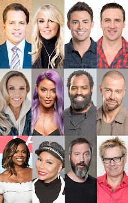 Celebrity Big Brother Cast Revealed: Meet The Houseguests