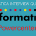 More Informatica Interview questions (26-50)
