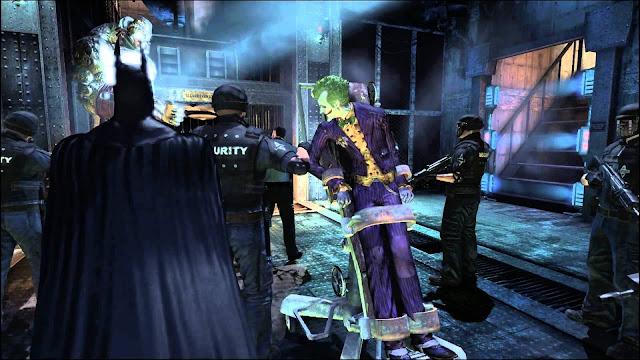 Batman: Arkham Asylum screenshot 1