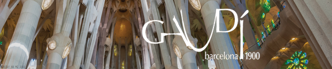 Gaudí: Barcelona 1900