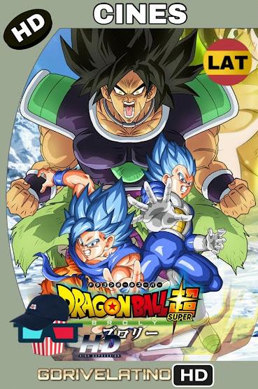 Dragon Ball Super: Broly (2018) TS Screener 1080p Latino mkv