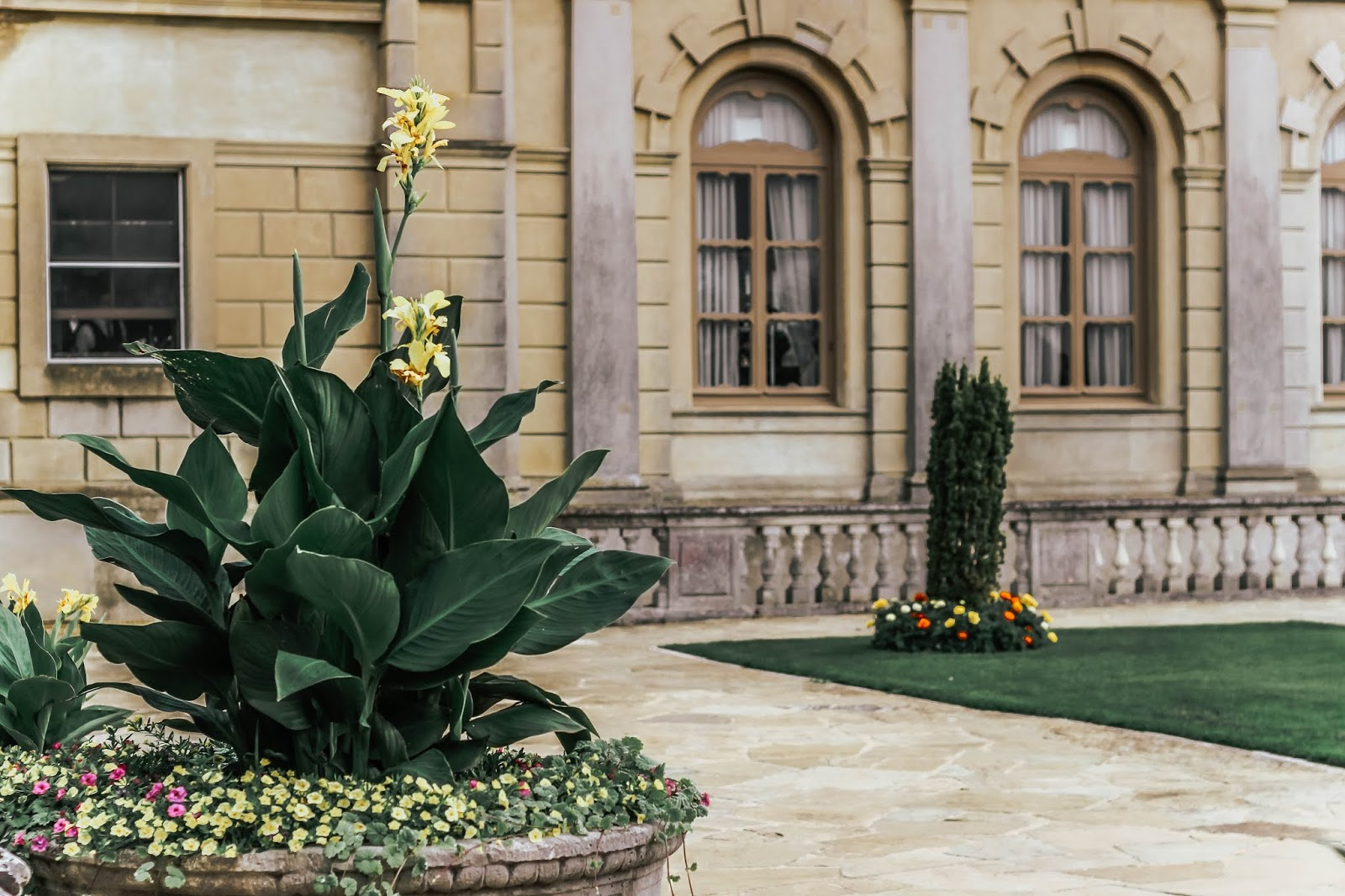 Cliveden Architecture Blog Photography