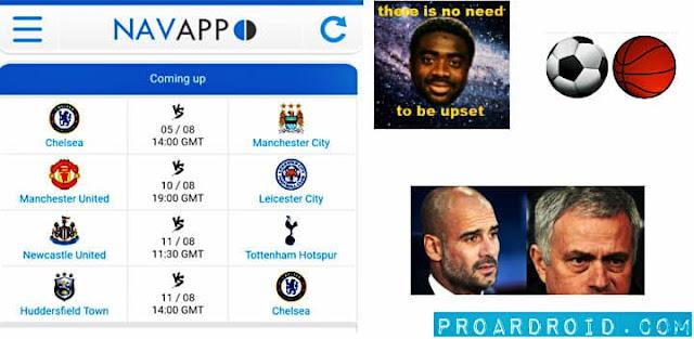تطبيق Navixsport لمتابعة مواعيد ونتائج المباريات الرياضة النسخة المدفوعه للأندرويد logo