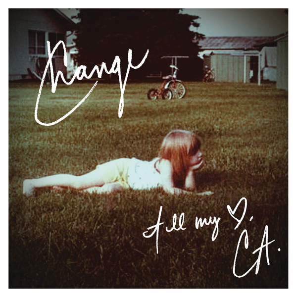 Christina Aguilera - Change - Single Cover