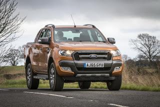Versione Aggiornata Ford Ranger