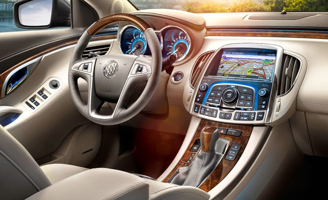 2015 Buick Models Feature Apple Siri Eyes Free & Text Message Alerts