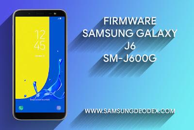 FIRMWARE SAMSUNG J600G