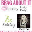 Brag About It | Link Party | No. 19 - VMG206