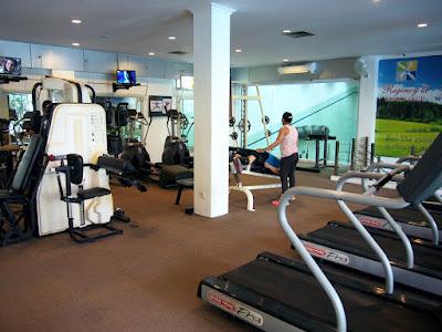 fitness regency 21