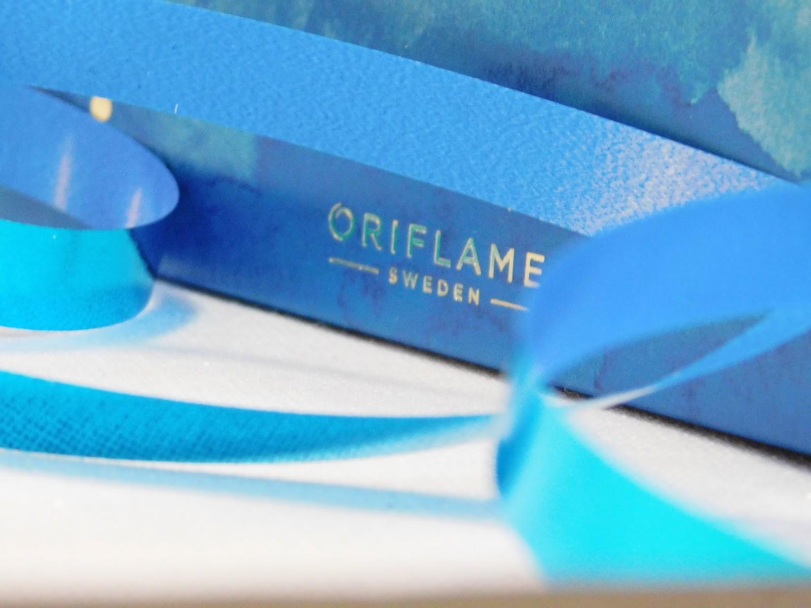 Relaks w szwedzkim stylu, czyli zestaw do pielęgnacji twarzy Pure Breeze od Oriflame. Recenzja.