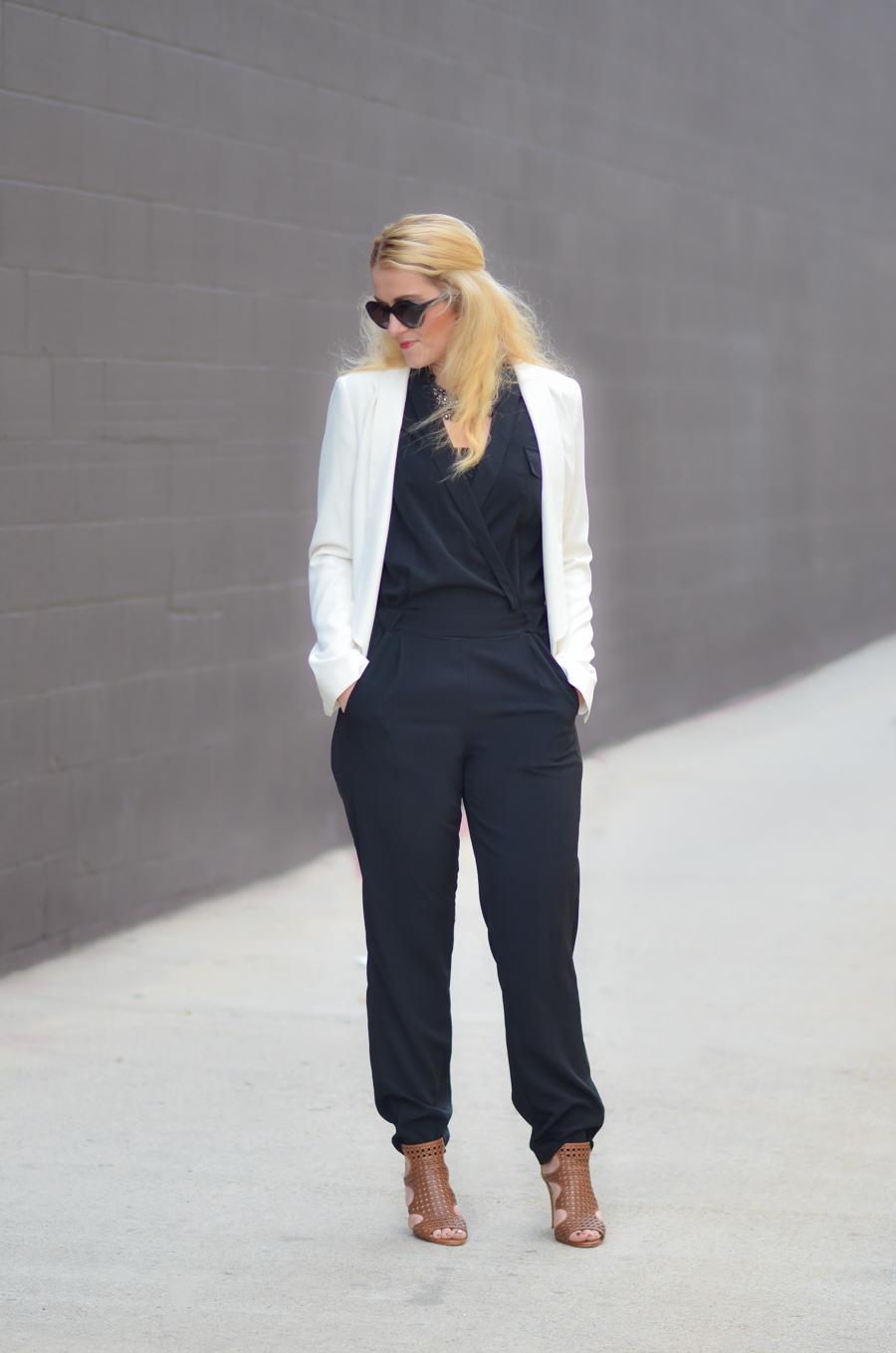 Late Summer + Fall 2016 Trends   Black Pantsuit   Nordstrom Anniversary Sale Picks   Luci's Morsels :: LA Women's Fashion Blog