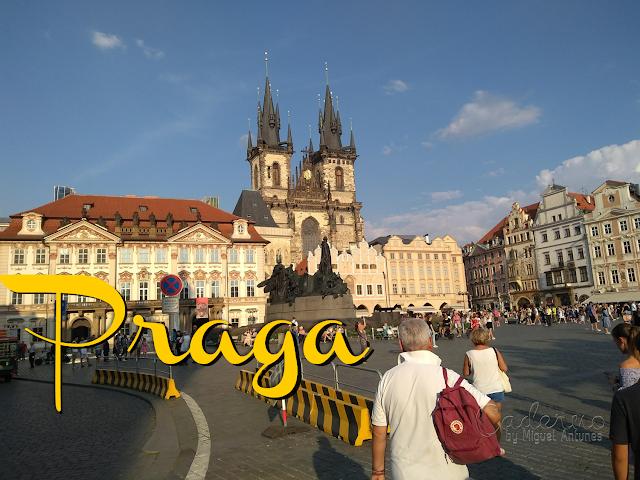 10 apontamentos essenciais para visitar Praga