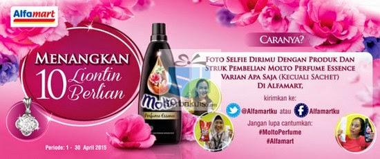 Selfie Molto Perfume Essence