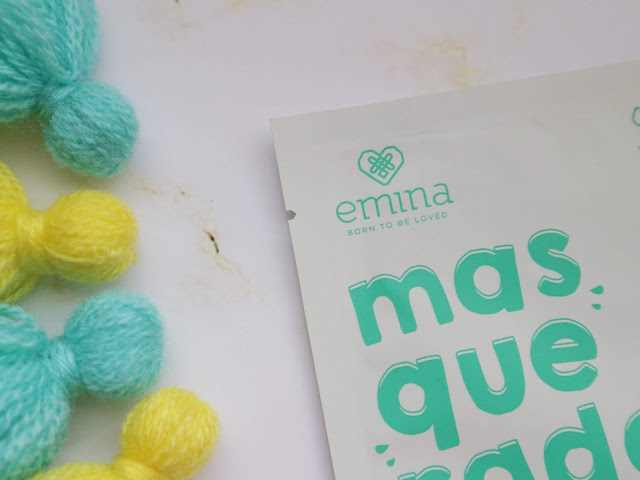 Review Emina Masquerade Face Mask