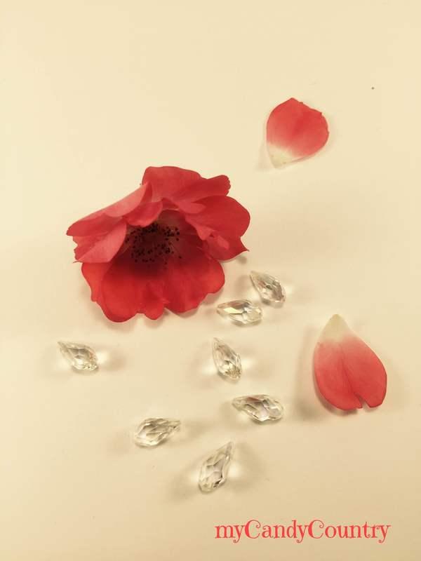 Come fare dei Bijoux con gocce crystal