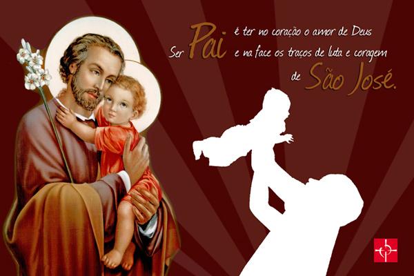 Resultado de imagem para Dia do Pai - s. José