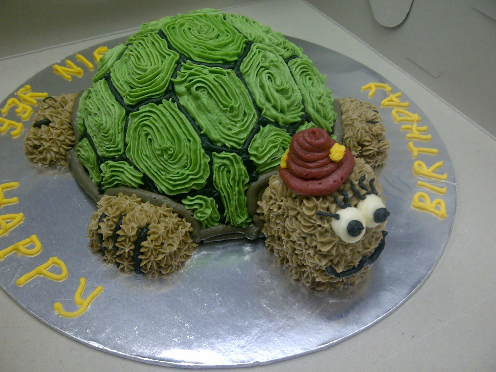 Tortoise Cake Ideas