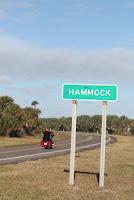 Saliendo de Hammock